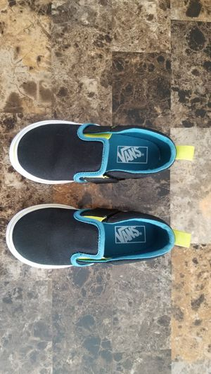 Van's Size 10 Toddler for Sale in NEW PRT RCHY, FL