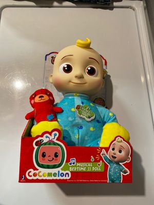 Cocomelon JJ Doll $45 for Sale in National City, CA