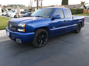 2004 Chevy Silverado SS 6.0L 4x4 for Sale in Norco, CA