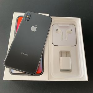 iPhone X 64gb new factory unlocked for Sale in FL, US