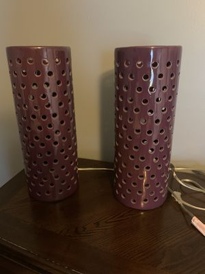 Table Lamps for Sale in Nashville, TN