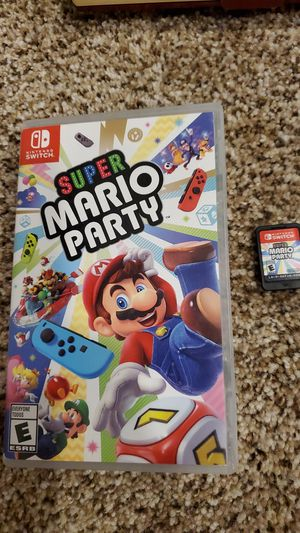 Super Mario Party for Nintendo Switch for Sale in Ellicott City, MD