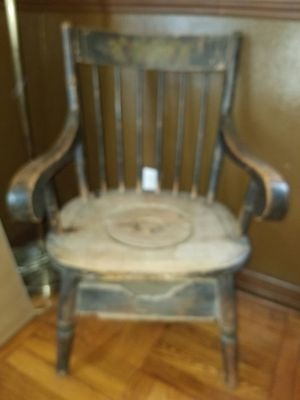 Antique Commode Chair for Sale in St. Louis, MO