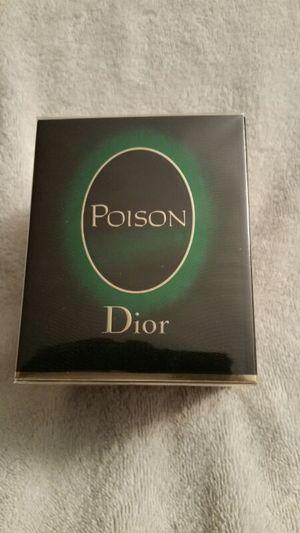 """Dior """"Poison"""" 3.4oz Eau de Toilette for Sale in Austin, TX"""