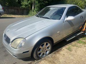 2000 Mercedes SLK 230 parts slk230 for Sale in Shoreline, WA