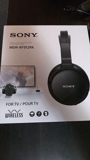 Sony MDR-RF912RK for Sale in Mesa, AZ