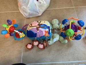Lot of baby toys for Sale in Winter Springs, FL
