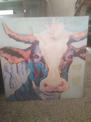 Cow artwork for Sale in Gaston, SC