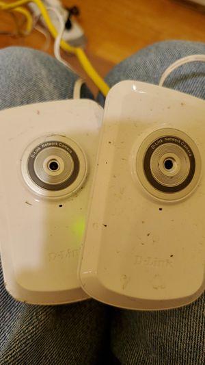 Dlink security cameras for Sale in Putnam Valley, NY