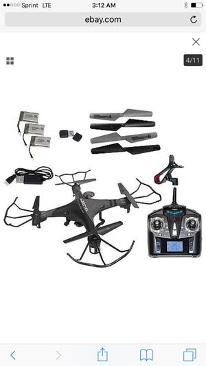 New in box comparable to phantom 3 drone for Sale in West Valley City, UT
