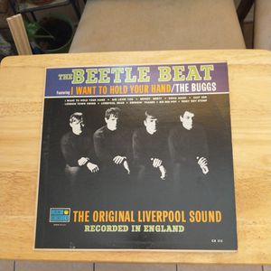 The Beetle Beat The Original Liverpool Sound LP for Sale in Glendale, AZ