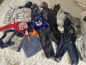 18 month boy clothes, ropa para Niño de 18 meses, kids clothes, ropa de varon, boy clothes, 1 1/2 boy clothes, for Sale in Los Angeles, CA