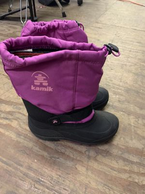 Kamik snow boots for Sale in Hollywood, FL