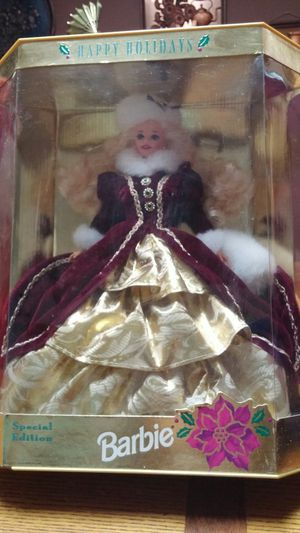 1996 Holiday Barbie for Sale in Pataskala, OH