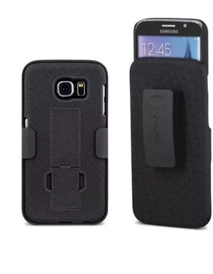 NEW Samsung Galaxy S6 Shell & Holster Combo Phone Case for Sale in Houston, TX