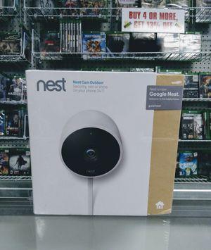 Nest Outdoor Camera for Sale in Pasadena, TX