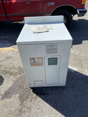 Altama Bromze 50gal cabinet hot water heater 220 volts never used for Sale in Wenatchee, WA