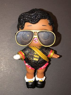 LOL Surprise Doll Shimone Queen Michael Jackson Glitter for Sale in Irving, TX