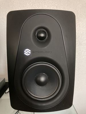 2 Sterling Audio Speakers for Sale in Tempe, AZ