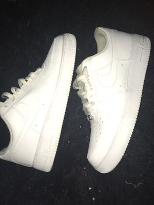 Nike sAir Force 1 (White) SIZE 11.5 **I ACCEPT OFFERS!!**READ DESCRIPTION!!**ONLY 3 DAYS LEFT!! for Sale in Nashville, TN