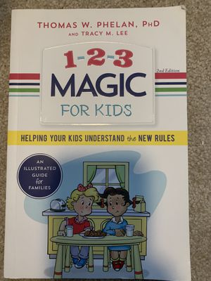 123 Magic for Kids for Sale in Kent, WA