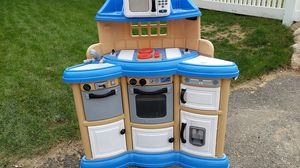 Play toy kitchen for Sale in Randolph, MA