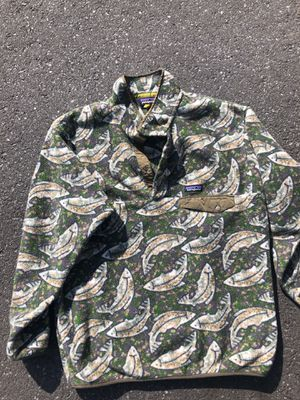 Patagonia Fish sweater 🔥 for Sale in Inglewood, CA