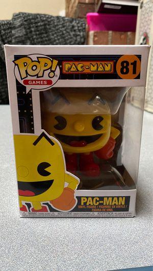 Funko Pop Pac-Man 81 for Sale in Kirkland, WA