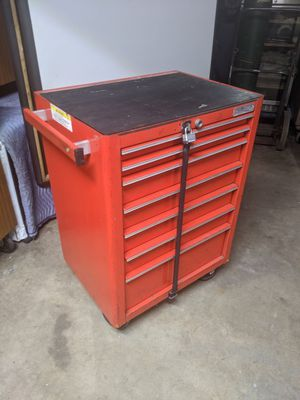 """SNAP ON TOOL """"KRA 4007"""" BOX WITH SAFETY BAR & LOCK, SEE MORE BELOW... for Sale in Ontario, CA"""