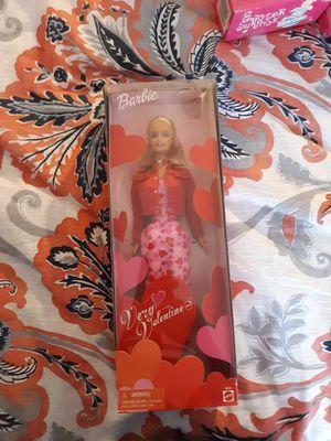 Very Valentine barbie for Sale in Gaithersburg, MD