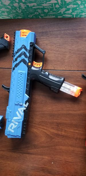 Small blue nerf gun for Sale in Lake Elsinore, CA