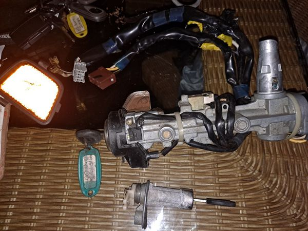 97-01 honda crv parts