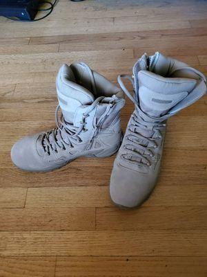 Reebok Rapid Response composite toe, 8 inch zipper side boot for Sale in West Allis, WI