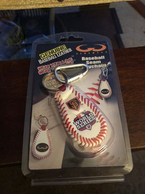 SF Giants Baseball Seam Keychain UT6• for Sale in Hayward, CA