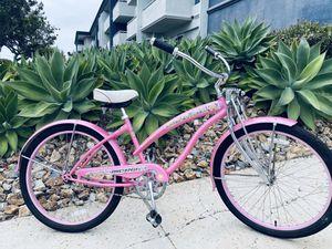 💕 ✨ CLASSIC SHOWSTOPPER - MICARGI Pink Beach Cruiser ⚡️ for Sale in Newport Beach, CA