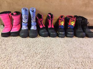 Kids 13/1 Snow Boots for Sale in Kent, WA