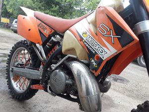 06 ktm 2500sx nice dirt bike for Sale in Columbus, OH