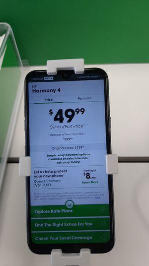 LG Harmony 4 for Sale in Abilene, TX