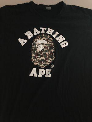 BAPE camo shirt for Sale in Orem, UT