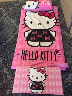 Hello Kitty 🐱 sleeping bag for Sale in Novi, MI
