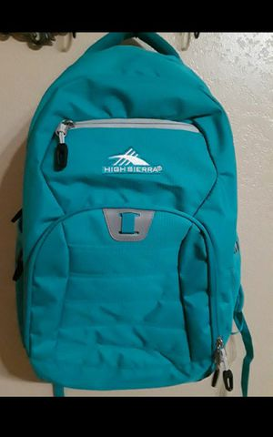 New High Sierra Backpack for Sale in Phoenix, AZ