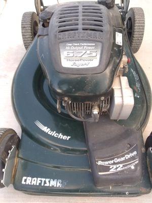 Craftsman Gas Mower 22inch Mulcher Blade for Sale in Las Vegas, NV
