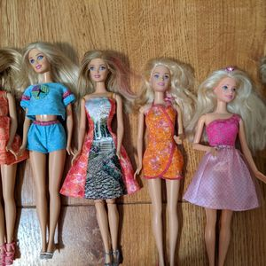 Summer Barbie Collection for Sale in Dublin, OH