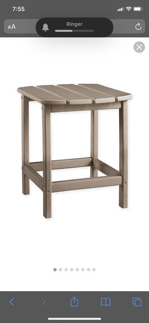 Ashley furniture outdoor end table for Sale in Stockton, CA