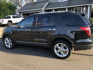 2015 Ford Explorer Limited 4WD for Sale in Oregon City, OR