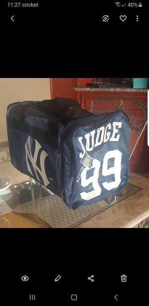 Aaron Judge Duffle Bag for Sale in New Port Richey, FL