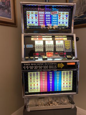 IGT Double BlackJack Slot Machine for Sale in Lake Worth, FL