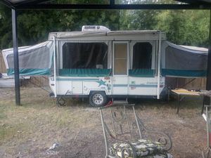 Pop up camper!!! for Sale in San Antonio, TX