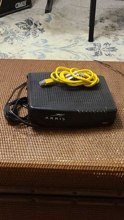 Arris TM822G Cable Modem for Sale in Bloomfield Hills,  MI