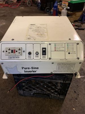 Pure-sine inverter for Sale in Riverdale, IL